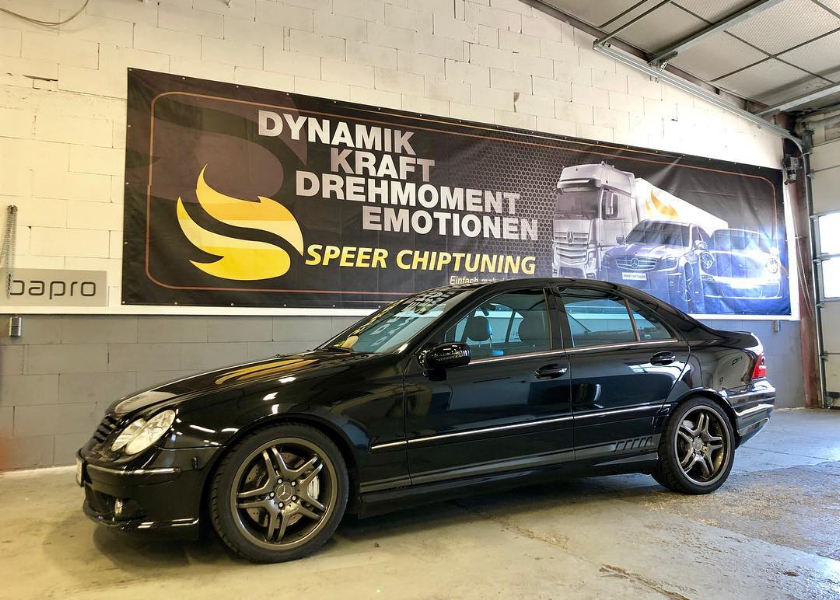 Chiptuning AMG C 55 AMG Limousine T-Modell