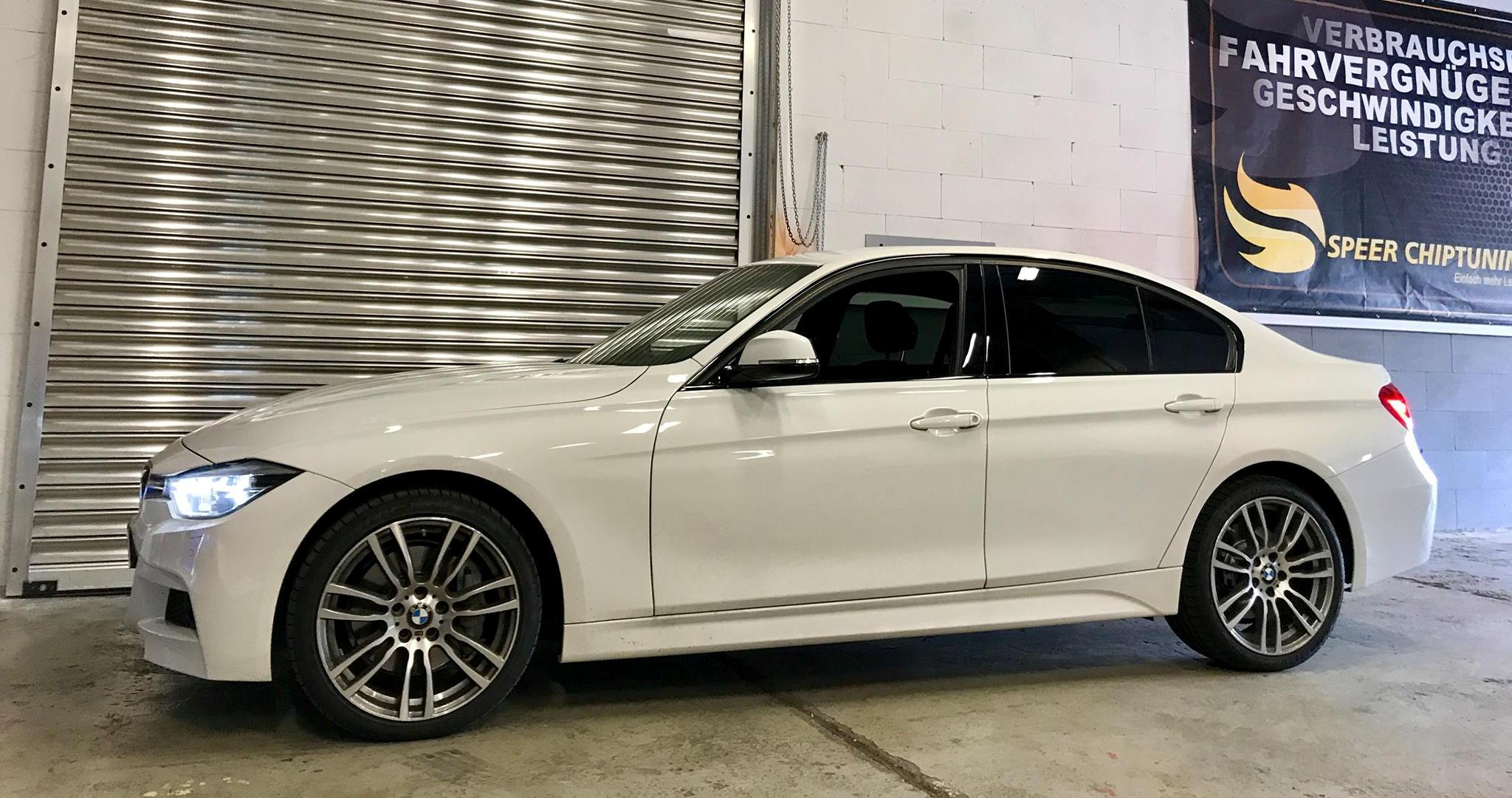 Chiptuning Bmw 335d F30 F31 F34 Von Speer Ca 67 Ps Ca 170 Nm