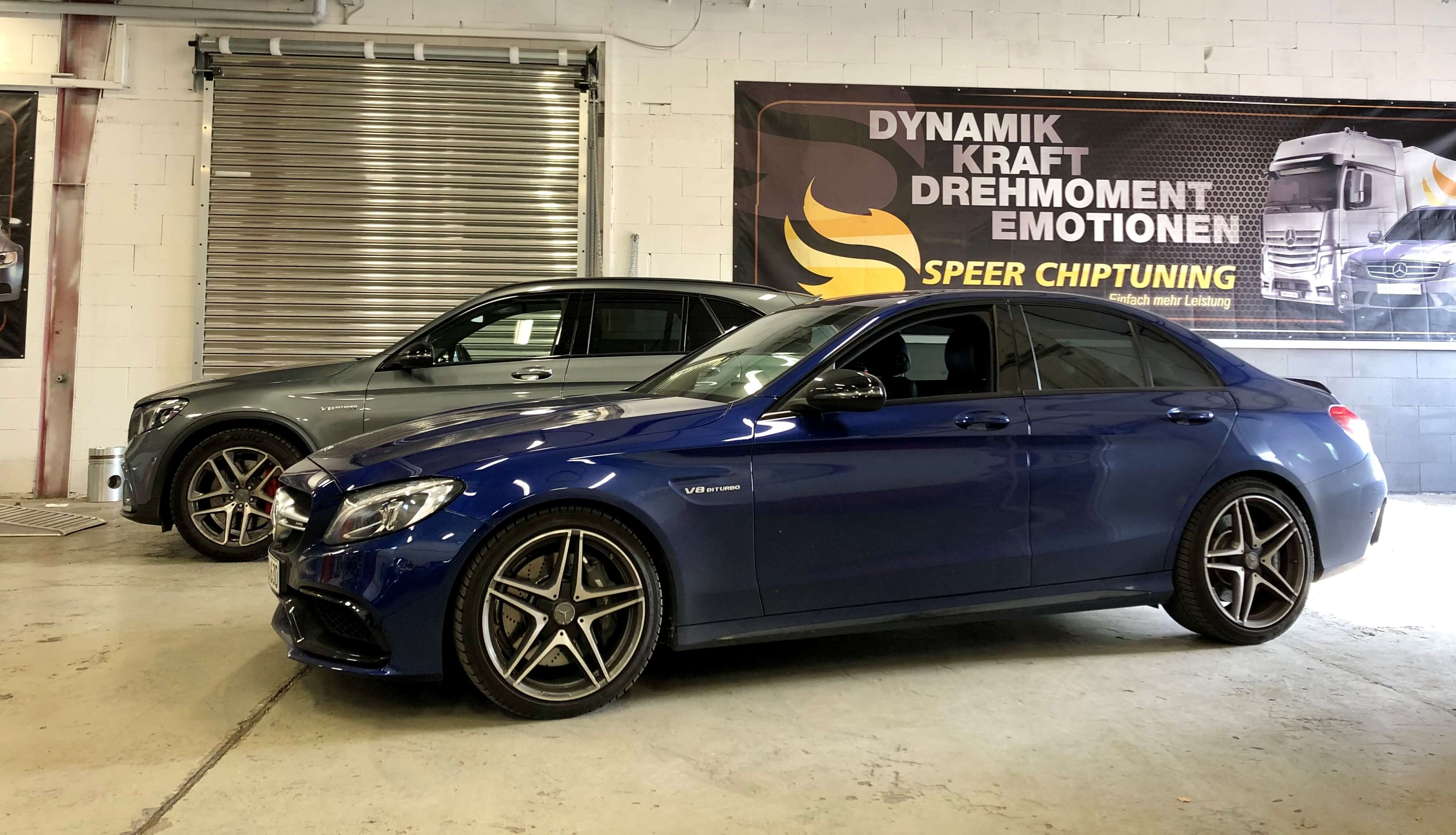 Chiptuning AMG C 63 S AMG Limousine T-Modell Coupé Cabrio