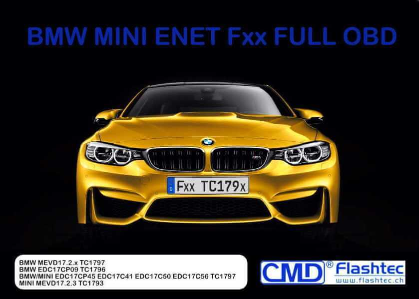 BMW OBD Chiptuning