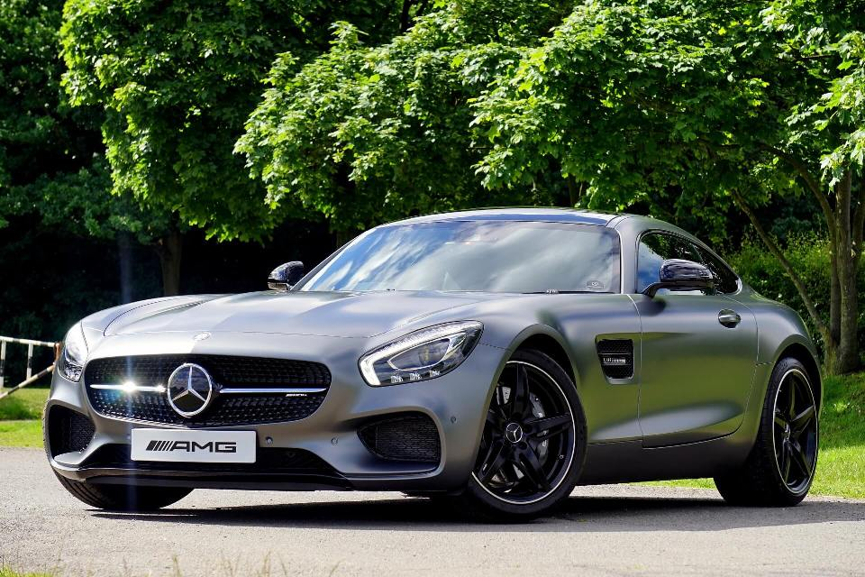 Chiptuning Mercedes AMG GT S C190